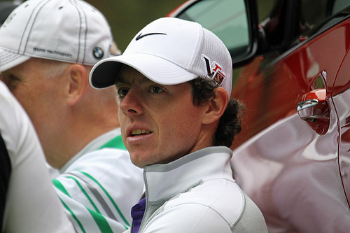 Misery for Rory McIlroy as he crashes out of Irish Open