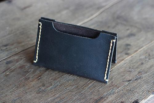Lost: a black purse