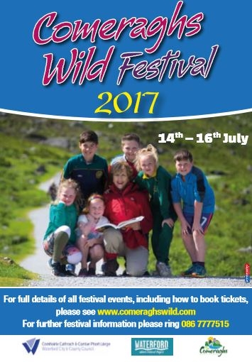 News of Comeraghs Wild Festival
