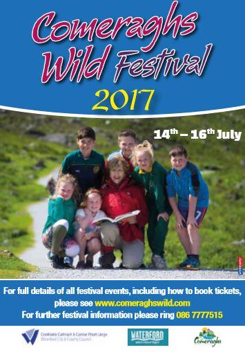News of Comeraghs Wild Festival