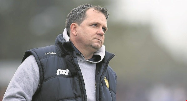 Davy Fitzgerald challenges Michael Duignan to 'put his thoughts into action.'