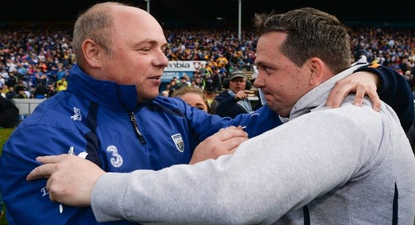 Davy Fitzgerald backing Waterford for All Ireland Title.