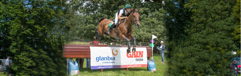 News of the Camphire International Horse Trials
