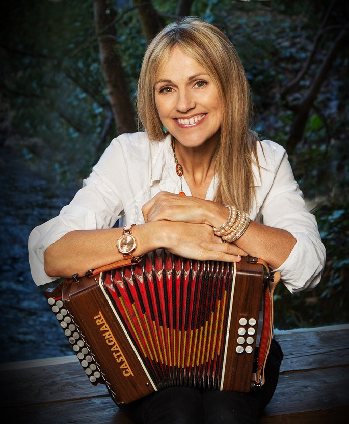 Sharon Shannon is coming to Waterford this month