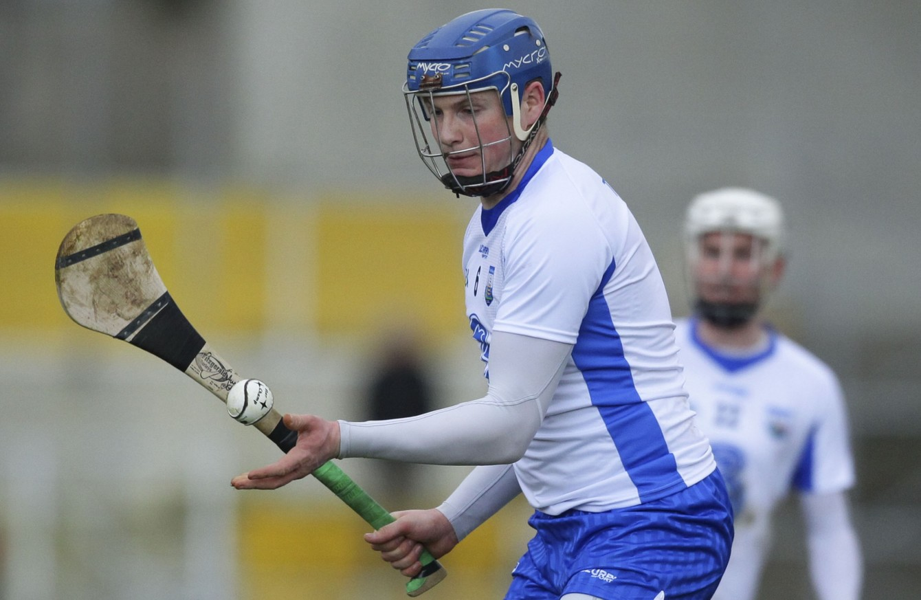 Austin Gleeson gets grilled by young Waterford fans