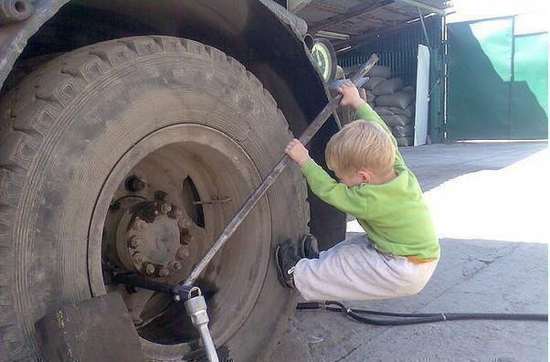 Can you change a tyre? Or sew a button? It turns out many can't...