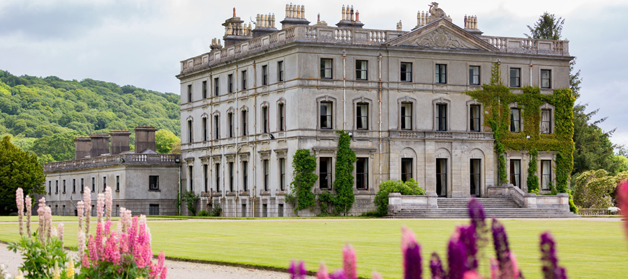 "you can catch ""pride and prejudice"" and ""jane eyre"" at curraghmore"