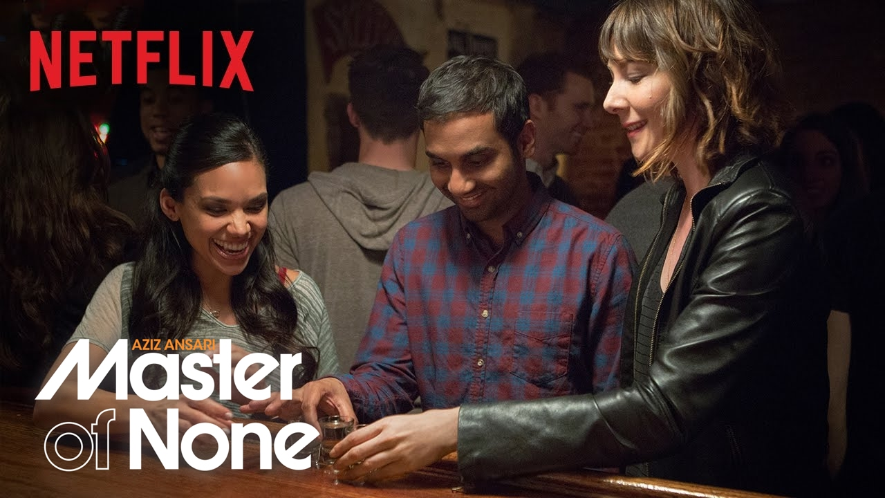 "Jenny O'Connor tells Ollie and Mary ""Master of None"" on Netflix is addictive viewing"