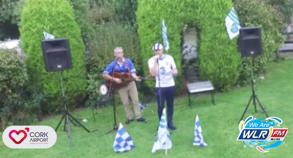 Portlaw song for the Hurlers featured today on the Lunchbox!