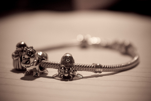Lost: Pandora bracelet