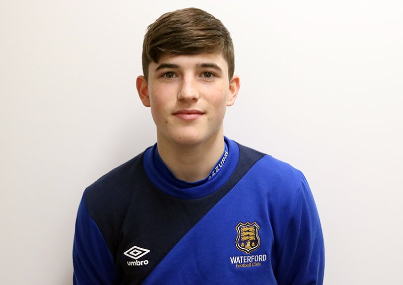 Waterford FC through to the final of the Elite Under 17 Cup final.