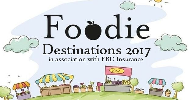 VOTE for West Waterford in the National 'Foodie Destinations' Awards 2017