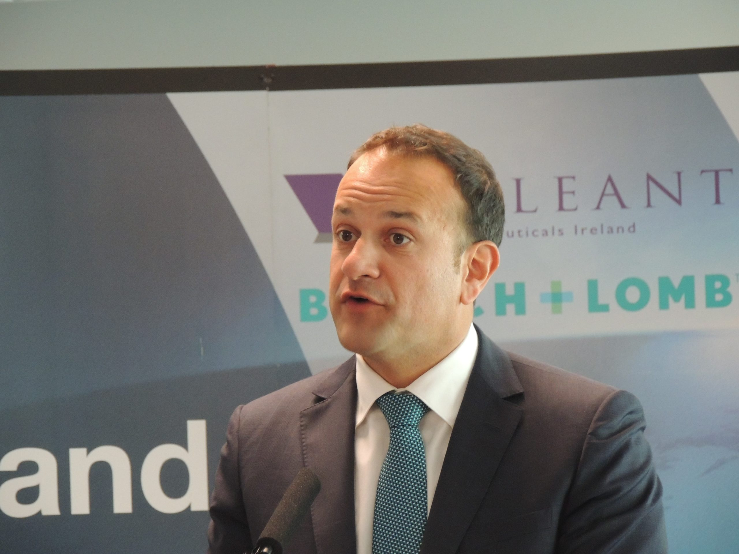 Taoiseach says he is determined Waterford will grow.