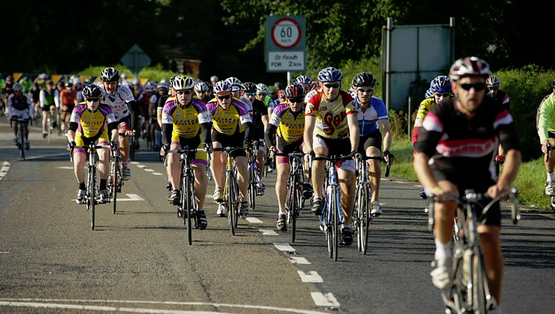 Road closures for the Seán Kelly Tour of Waterford Cycle