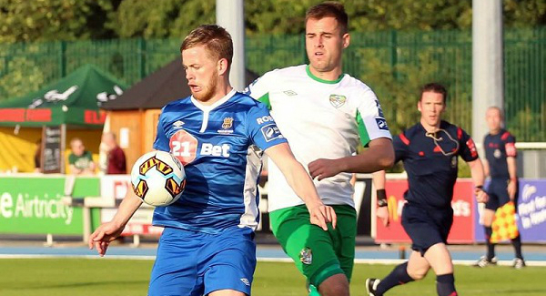 Paddy Barrett is expected to feature for Waterford FC against Cabinteely.