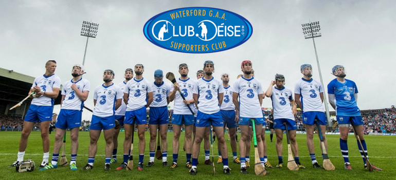Club Déise events to support the Waterford Senior Hurling Team ahead of the All Ireland Final