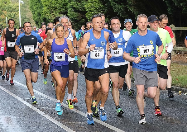 Road races taking place in Waterford this evening