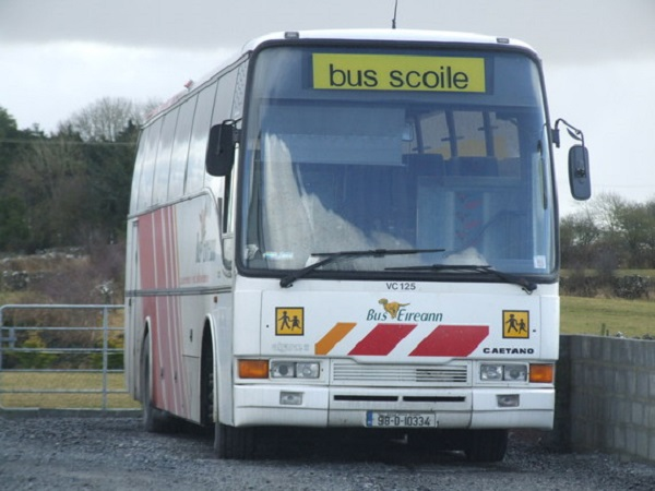 Cllr says changes to school bus scheme are unfair