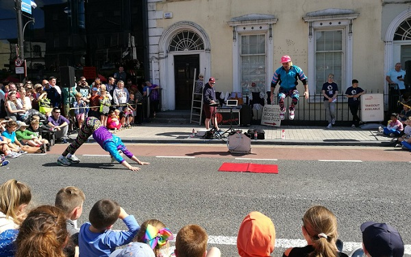 Waterford's 25th Spraoi Festival in full swing