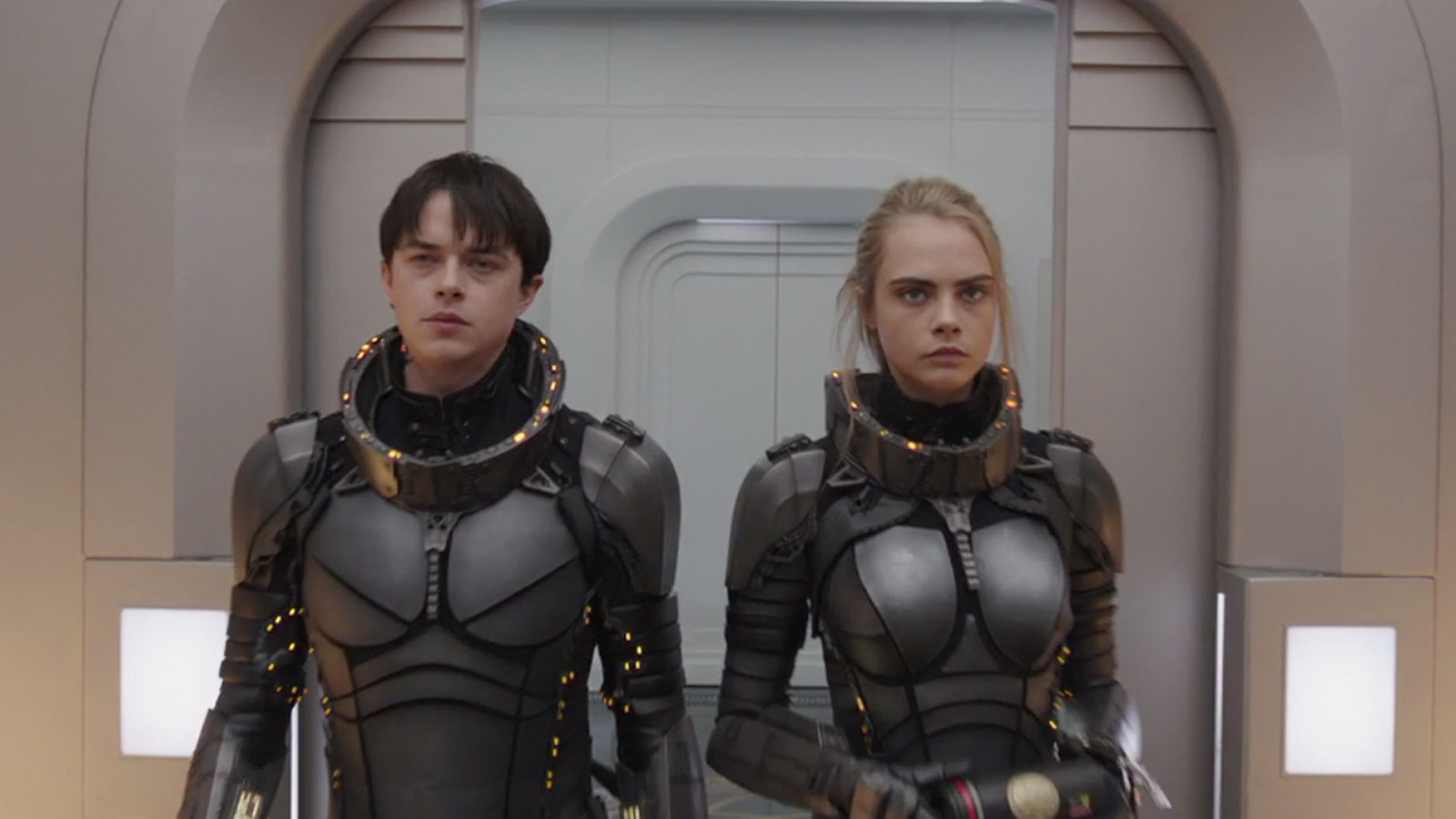 """Valerian and the City of a Thousand Planets"" is pretty weak, according to Maria McCann."