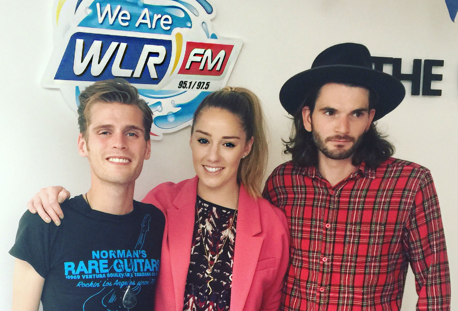 Hudson Taylor on The Drive Home Live Sessions