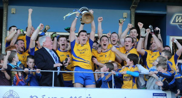 The Nire and Stradbally set to renew their rivalry this evening