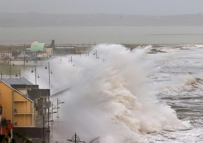 Aileen, Caroline, Fionn, Paul: Met Éireann has released its list of names for the winter storms