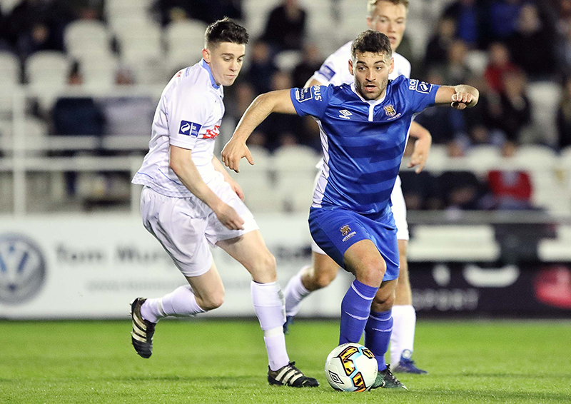 Massive game for Waterford FC this evening