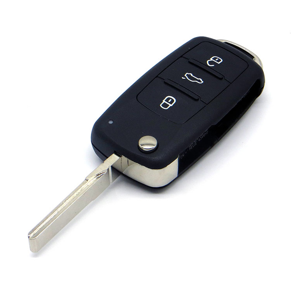 Found: Skoda car key