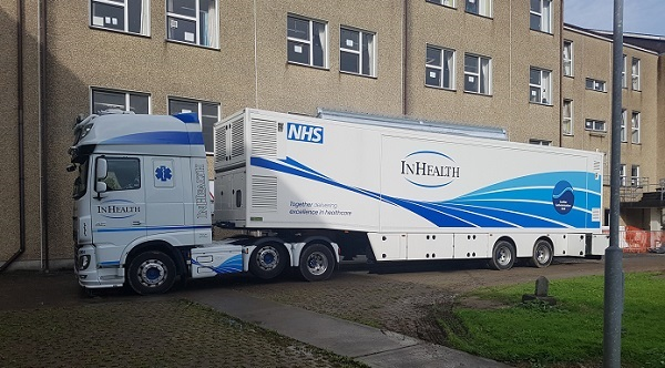 Mobile cath-lab to stay at UHW pending national review