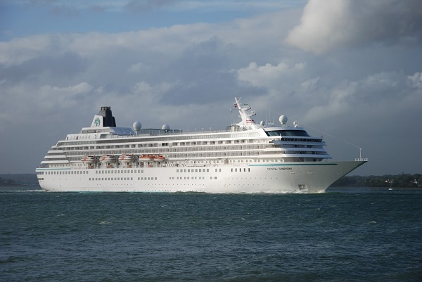 Cruise ship windfall for Waterford