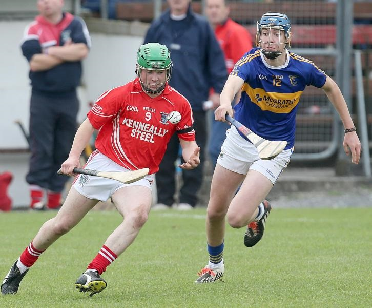 Local derby clash tonight as Co. SHC resumes