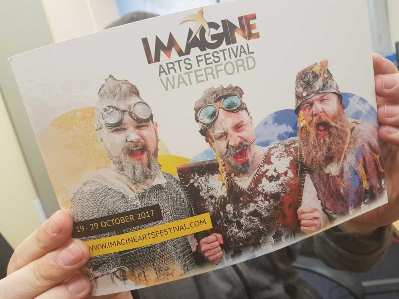 Listen: This year's Imagine Arts Festival has a bumper line up!