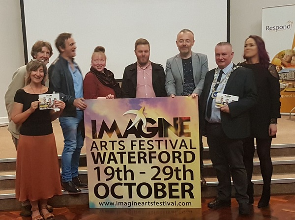 Lots to look forward to at this year's Imagine Arts Festival