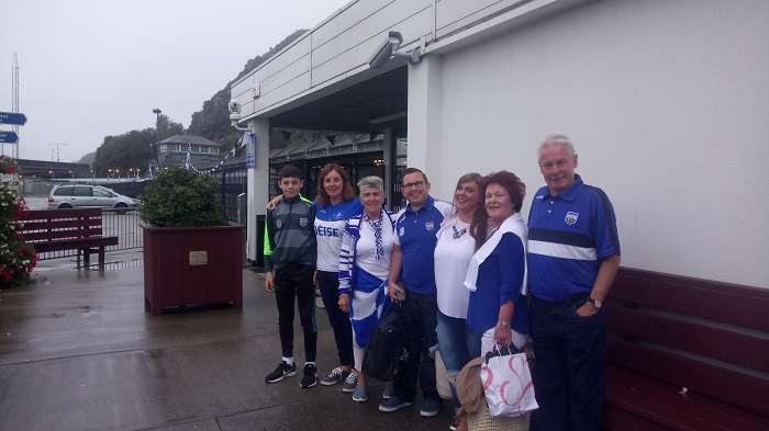 Excitement at fever pitch for Waterford