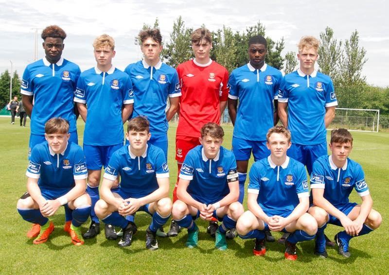 Waterford FC U-17's bid for Cup glory against Sligo tomorrow