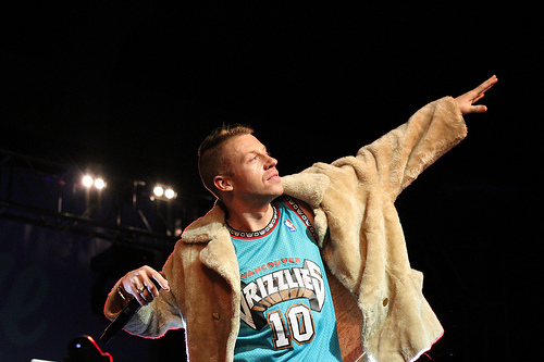 Macklemore is returning to Dublin