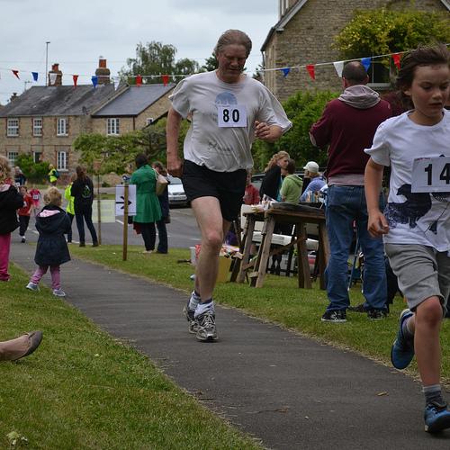 Family 5K Fun Run/ Jog/Walk Saturday October 21st