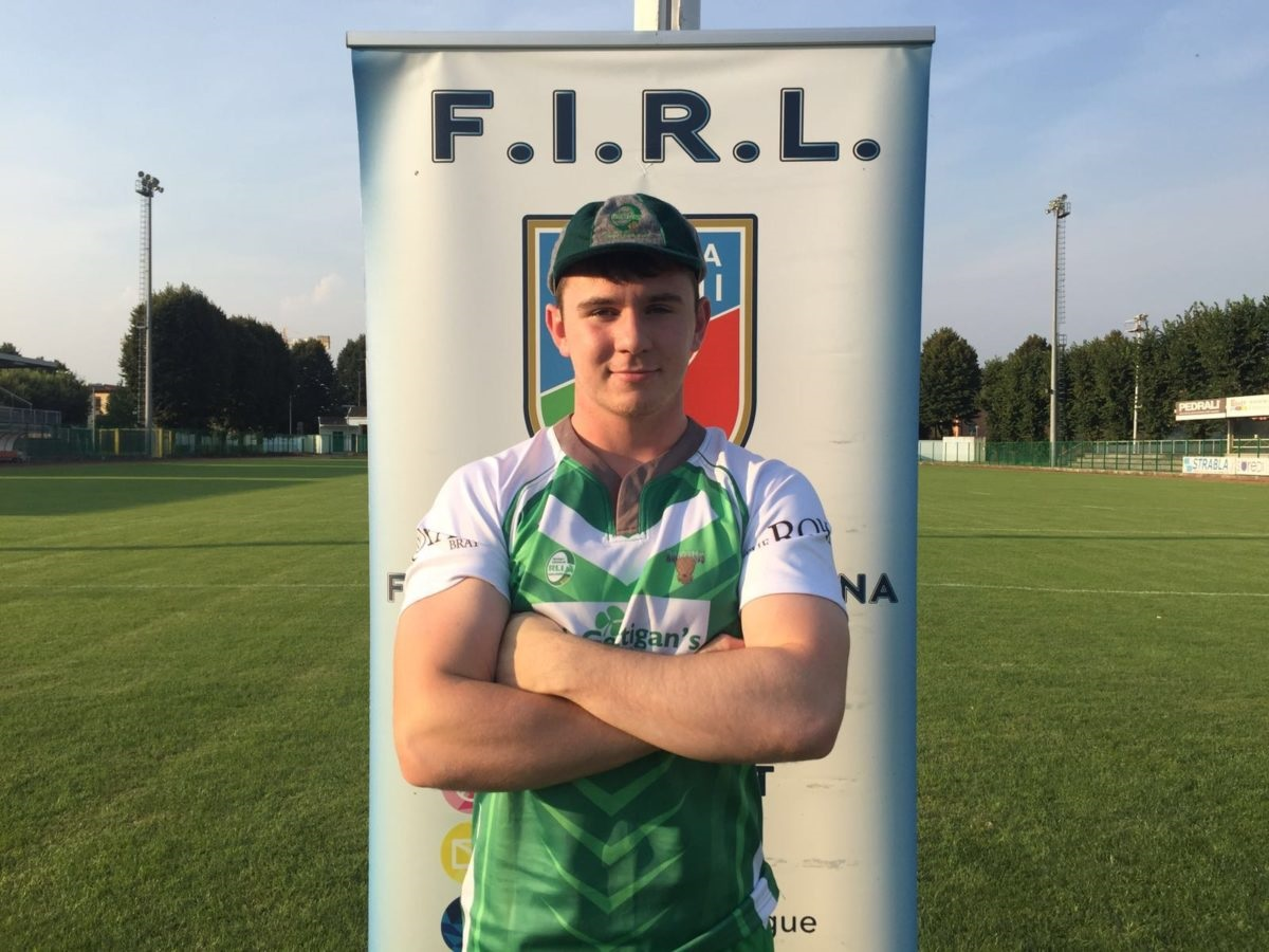 Dungarvan man to represent Ireland at Rugby League World Cup