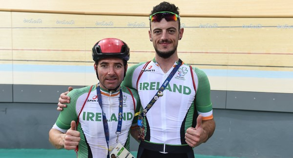 Waterford Paralympian's housing purchase rejected because family draws blind pension