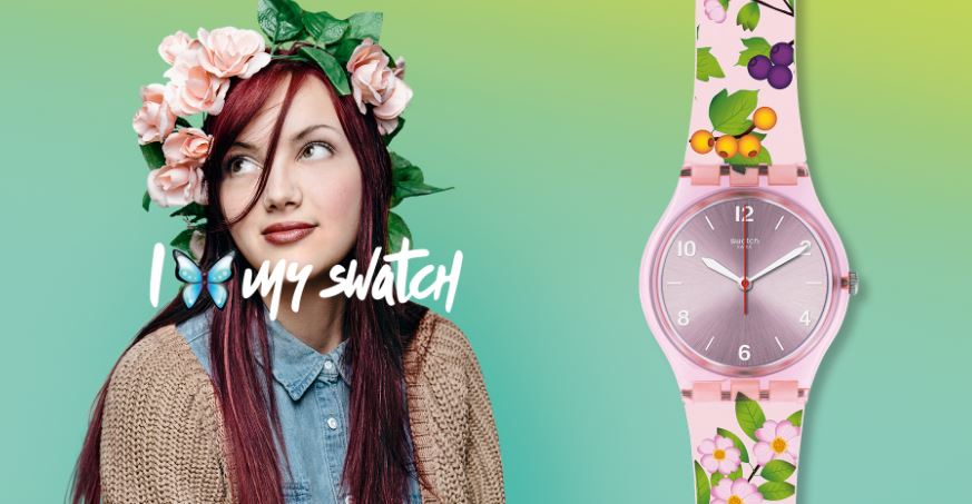 WIN: A Swatch watch from Kneisel Jewellers every day this week!