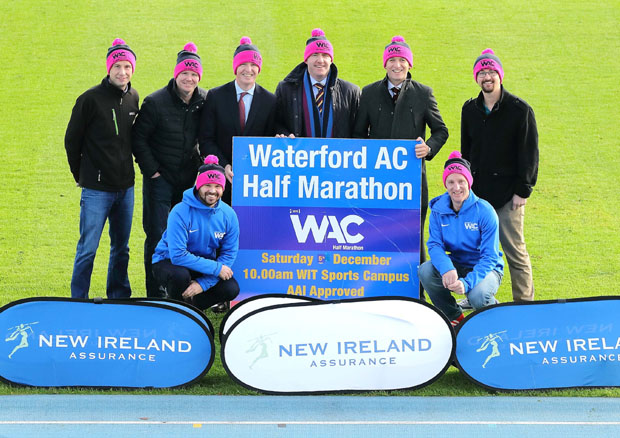 Waterford AC half marathon is sold out.