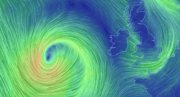 Waterford Council will be working to clear roads throughout the day following Storm Brian