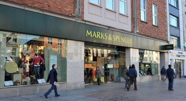 M&S hike grocery prices in Irish stores