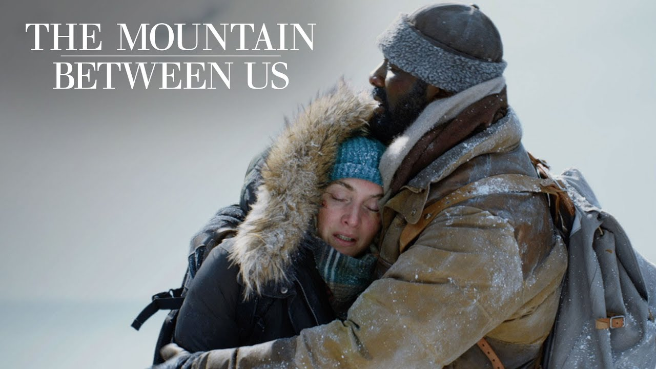 """""""The Mountain Between Us"""" stars Idris Elba and Kate Winslet, hear Maria McCann's review"""