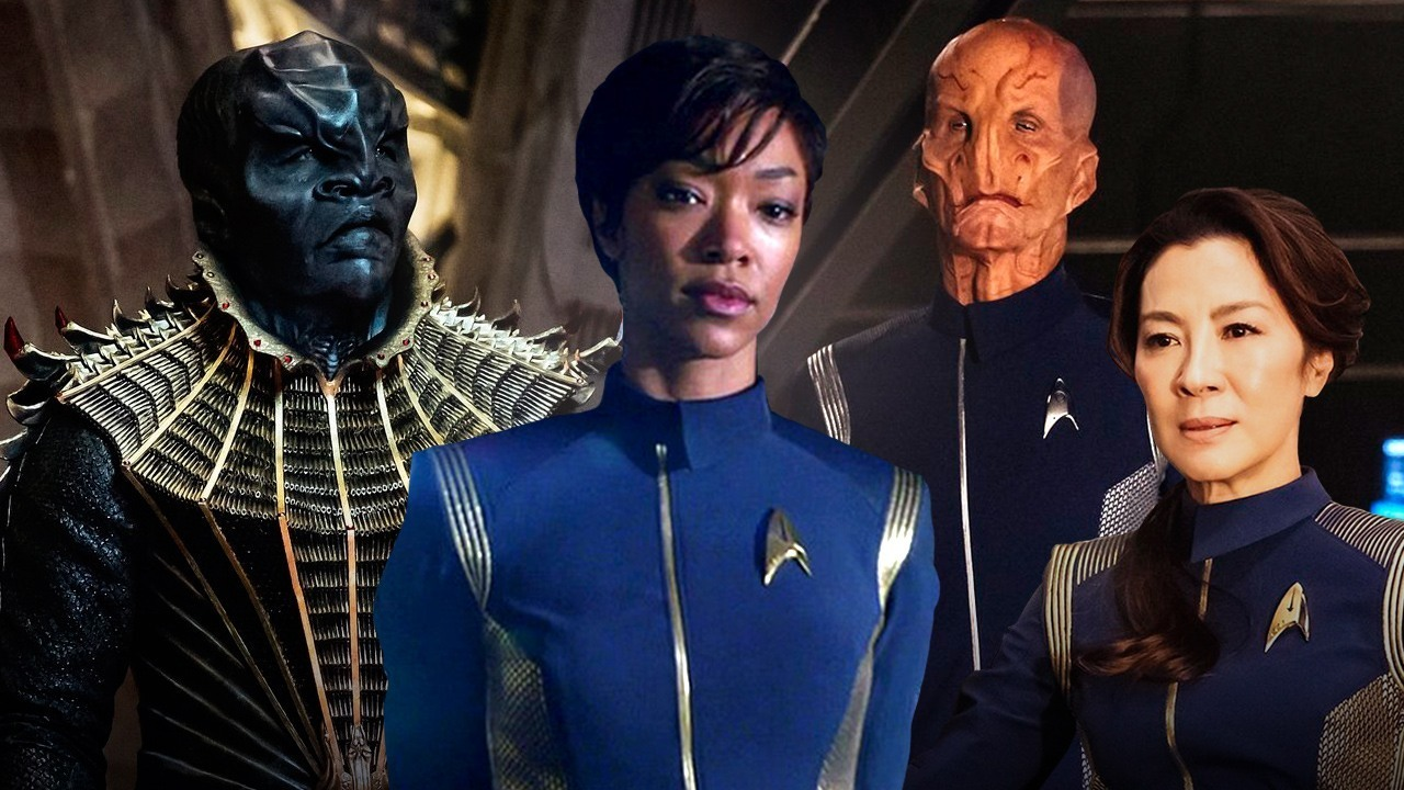 "Listen: Jenny O'Connor says the new ""Star Trek Discovery"" series on Netflix is worth a look"