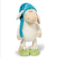 Lost: Roro the teddy sheep
