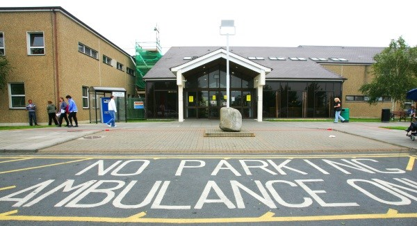 Patients admitted to Mental Health Unit at UHW had to spend the night on chairs