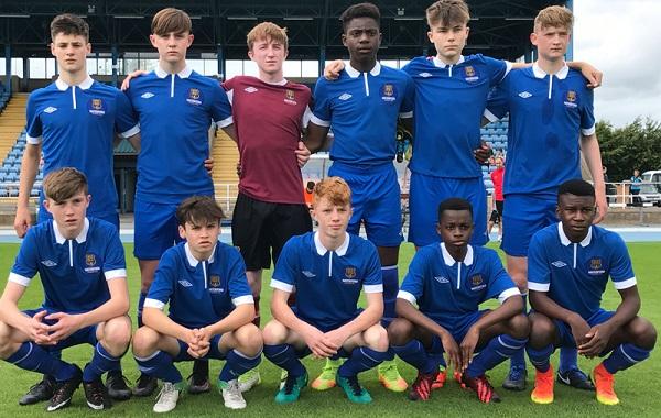 Elite U-15 game between Waterford FC and Limerick postponed