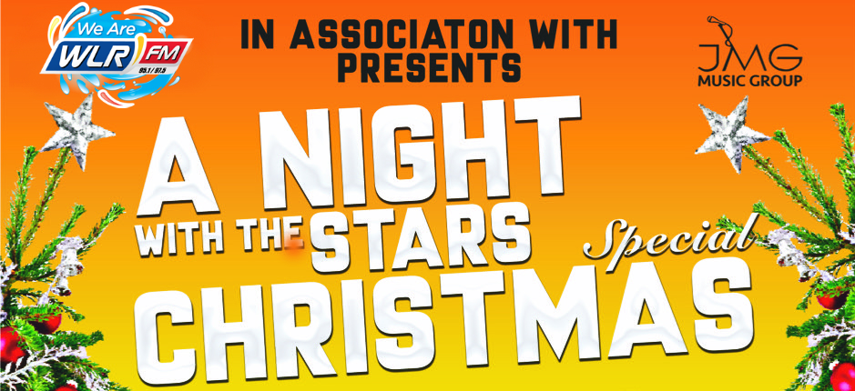 WLR presents A Night With The Stars
